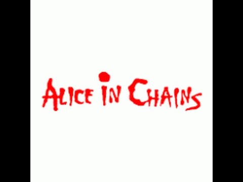 Alice In Chains - No Excuses (Lyrics on screen)