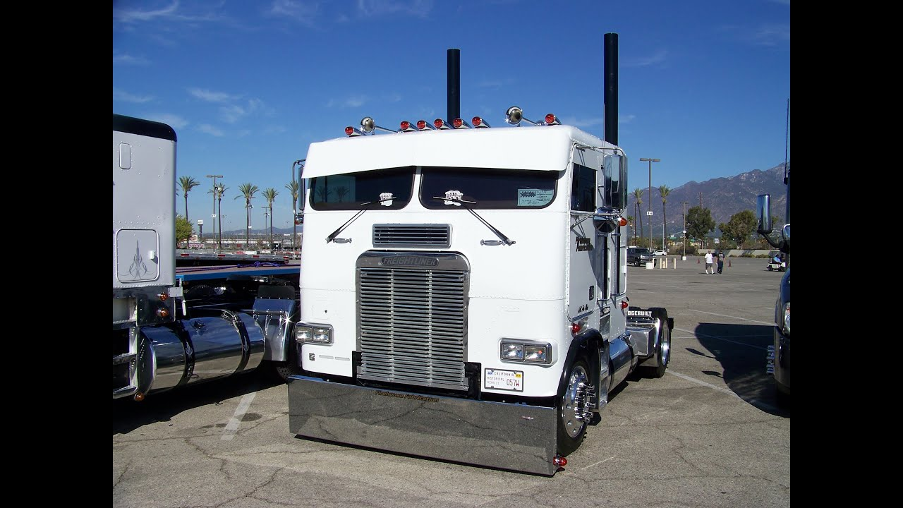 Freightliner Argosy For Sale Craigslist >> Freightliner Cabover On Youtube