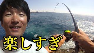 無人島で釣りしたら楽しすぎた