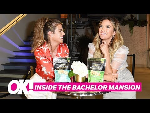 JoJo Fletcher and Becca Tilley Take Us Inside The Bachelor Mansion