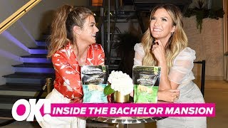 JoJo Fletcher and Becca Tilley Take Us Inside The Bachelor Mansion