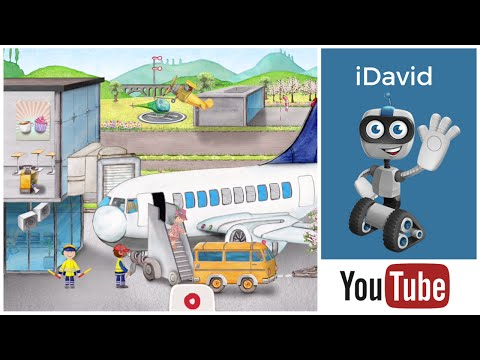 Tiny Airport Video for Kids by Wonderkind