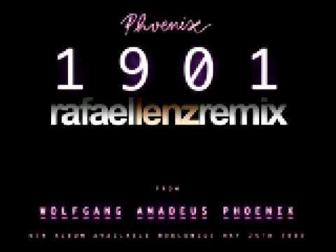 Phoenix - 1901 (Rafael Lenz Remix)