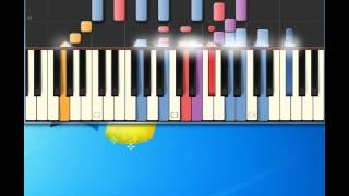Video America   Daisy Jane [Piano tutorial by Synthesia] download MP3, 3GP, MP4, WEBM, AVI, FLV Juli 2018