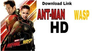 How to Download Ant-Man and the Wasp Full Movie in Hindi | How to Download ant man 2 movie in hindi