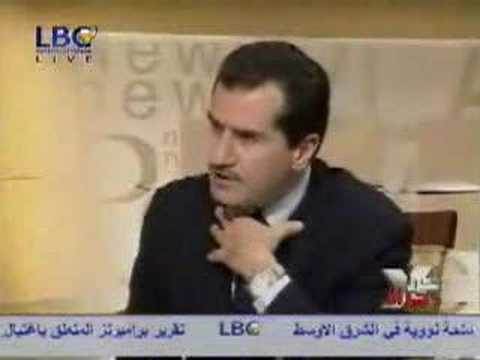 Re: A message from Gebran Tueni to all free Lebanese
