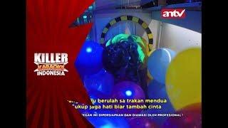 Sayang banget! Ditengah jalan, Ika harus menyerah karena takut! – Killer Karaoke Indonesia