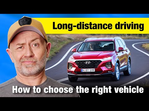 How To Choose The Right Vehicle For Long Distance Travel | Auto Expert John Cadogan