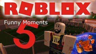 ROBLOX Funny Moments 5: Jailbreak