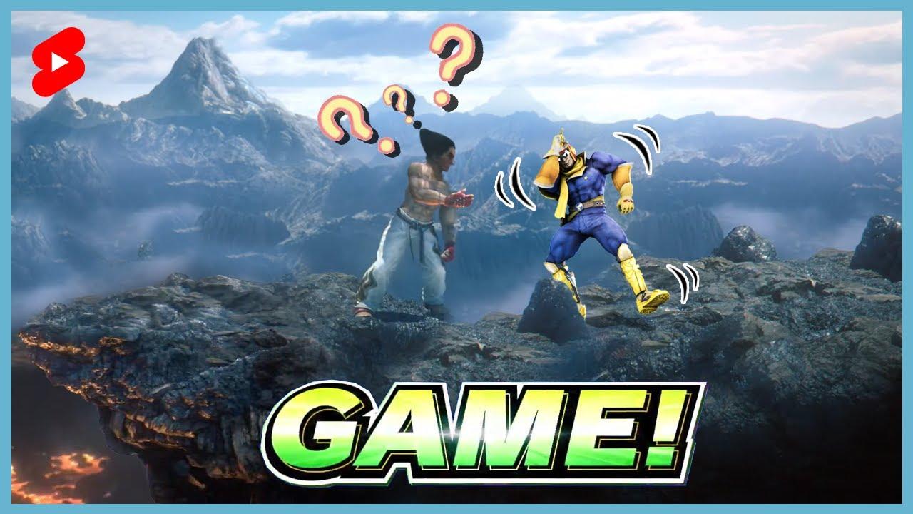 Kazuya LLEGA a Smash Bros Ultimate y NINGÚN Personaje lo Quiere - #Shorts | N Deluxe