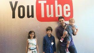 دخلنا شركة اليوتيوب!
