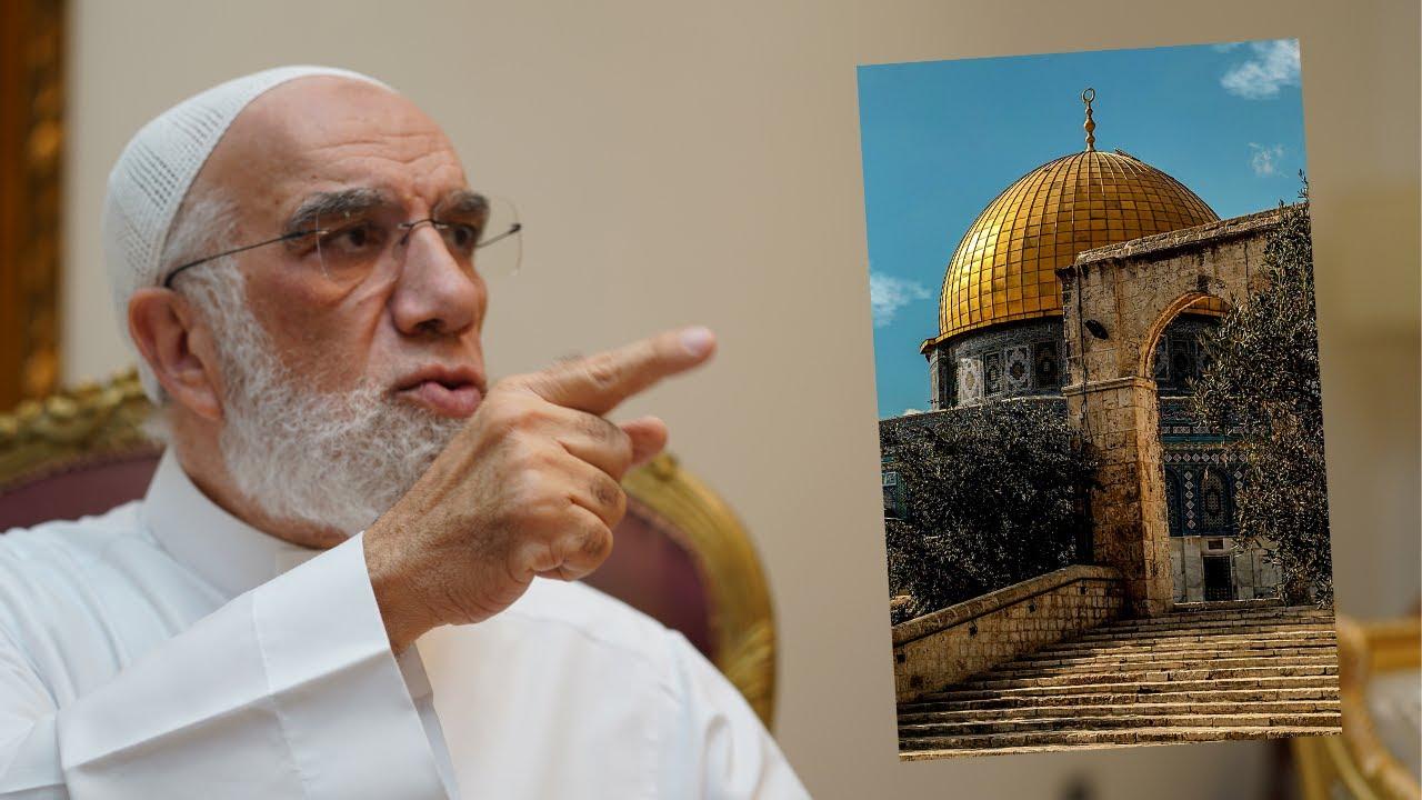 لماذا لا ينزل الله ملائكة تدافع عن المسجد الأقصى؟