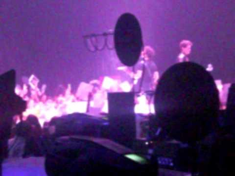 Jonas Brothers Performing Love Bug San Antonio Tx 8 13 09