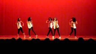Indian Caribbean Hip Hop Fusion Dance 2011!