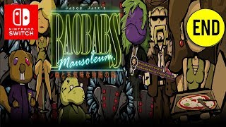 Baobabs Mausoleum: Episode 1 (Part 2 /Ending) Nintendo Switch Gameplay