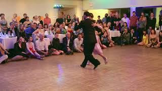Fausto Carpino & Stephanie Fesneau (3) - Toronto Tango Festival 2018