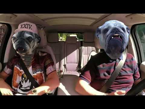 Marty and Agatha - Carpool Pet Karaoke