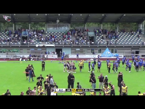 Allgäu Comets vs. Munich Cowboys