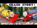 Thomas & Friends Toy Trains Crash Game Accident - Train Toys Story Episode for Kids & Children TT4U