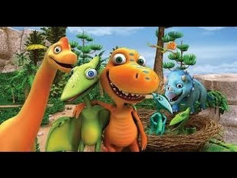 Animation Movies-New Animation Movies-Dinosaur Train New 2015 - For Kids Cartoon Network