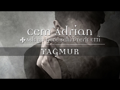 Cem Adrian - Yağmur (Official Audio)