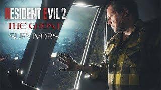 RESIDENT EVIL 2 REMAKE - Ghost Survivors Gunshop Owner Walkthrough (No Time to Mourn) 1080p 60FPS