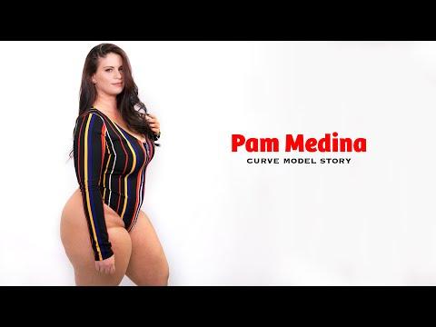 Pamela Medina - Fashion Nova Curve Model Story