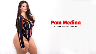 Pamela Medina - Fashion Nova Curve Model Story