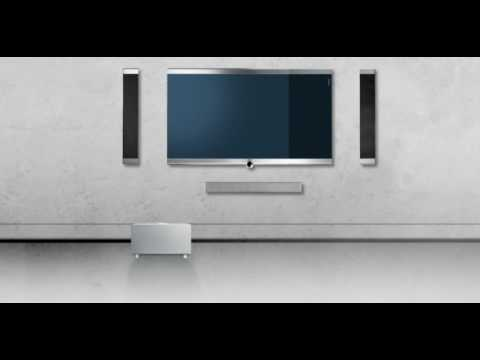 "Image result for loewe 40"" tv 2010"