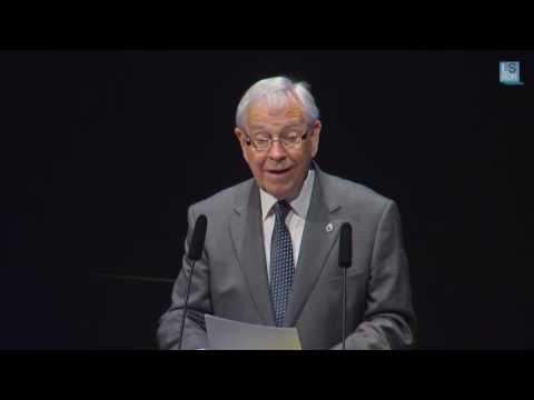 Acte de Cloenda dels 50 anys primers estudis de Telecomunicacions de La Salle