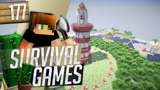 Minecraft: Survival Games! Ep. 177 - The Lucky Ol
