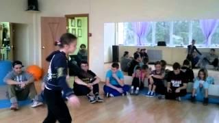 InTheRound8 Polina - Юля