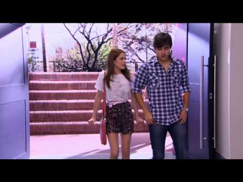 Сериал Disney - Виолетта - Сезон 1 эпизод 9