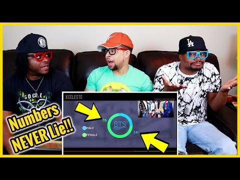 Numbers NEVER Lie | BTS /\ FROM NOBODIES TO LEGENDS (2019) REACTION