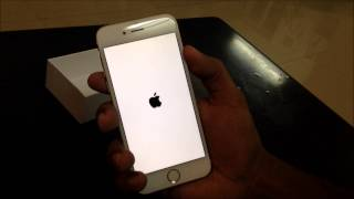Apple iPhone 6 Gold 64GB unboxing & Quick setup retailing in India