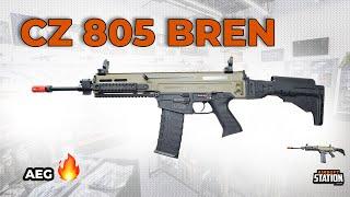 CZ 805 Bren AEG by ASG