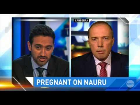 Pregnant on Nauru