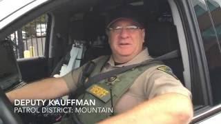 Second-Shift Sendoff (Clackamas County Sheriff's Office)