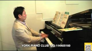12 The Beautiful Blue Danube John Thompson   Easiest Piano Course Part 4