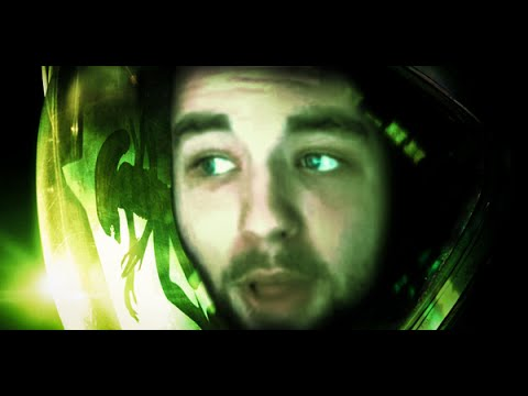 THE ALIEN IS HERE! (Alien: Isolation Gameplay/Playthrough Part 4)