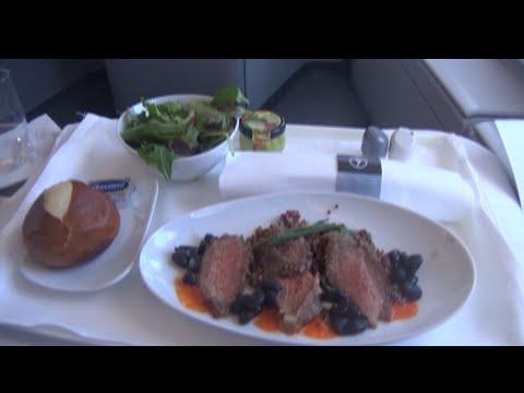 [Tripreport] | SFO - FRA | Airbus A380 | Lufthansa *NEW* Business Class