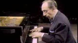 Vladimir Horowitz Playing Scriabin 12 Etudes Op.8 No.12