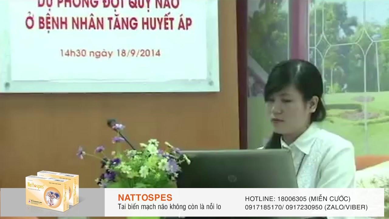 Thiểu năng tuần hoàn não có nguy hiểm không PGS  TS Nguyễn Minh Hiện giải đáp