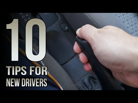 10 Tips For New Drivers