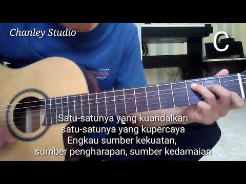 belajar gitar satu satunya