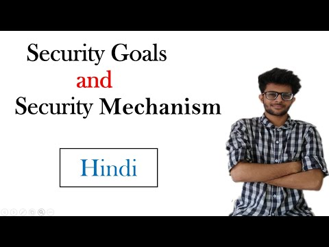 Security goals and mechanism | CSS series #2