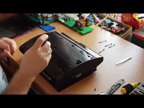 Kako otvoriti i očistiti Sony PS3 - How to disassemble and clean your Sony Play Station 3