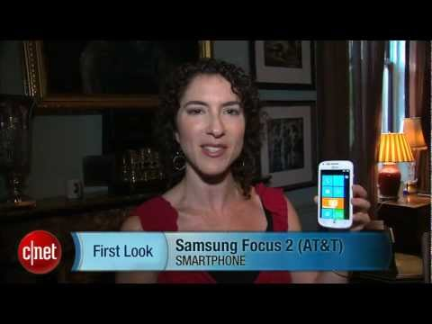 First Look: Samsung Focus 2 does $50 LTE
