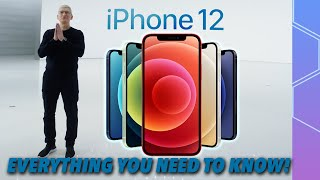 iPhone 12 & 12 Pro reaction! Are they disappointing or awesome?!