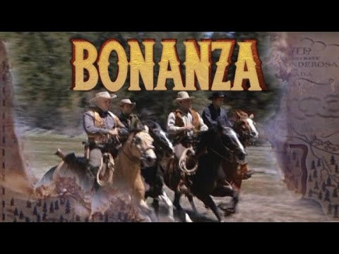 Bonanza 1959 - 1973 Opening and Closing Theme (With Snippets) HD Dolby 5.1